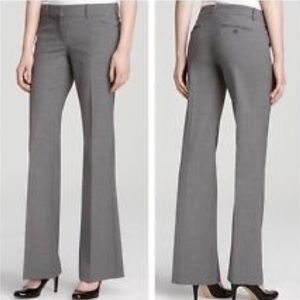 Theory gray suit pants - matching jacket available
